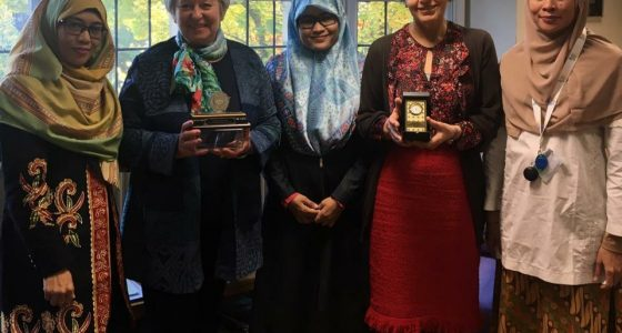 Academic Collaboration Faculty of Health Science UMS With School of Healthcare University of Leeds, United Kingdom